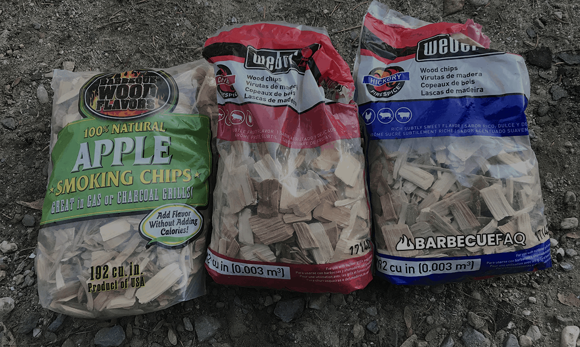 How to Use Wood Chips with a Charcoal Grill