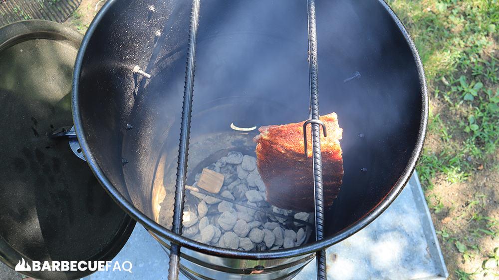 ribs pit barrel cooker