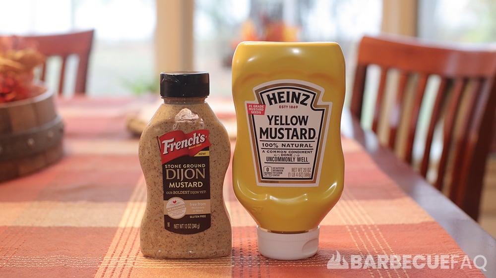 mustard binder